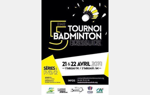 tournoi officiel Bressuire